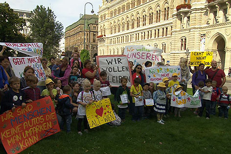 Alt-Wien-Demo
