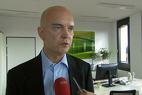 KAV-Generaldirektor Udo Janßen