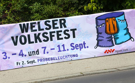 Wels Volksfest