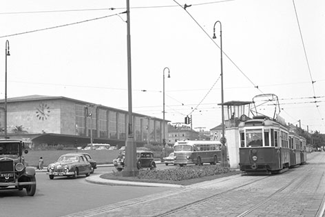 Straßenbahnlinie 8 Gürtel