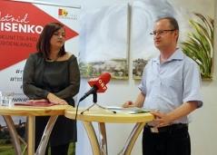 Astrid Eisenkopf und Klaus Michalek