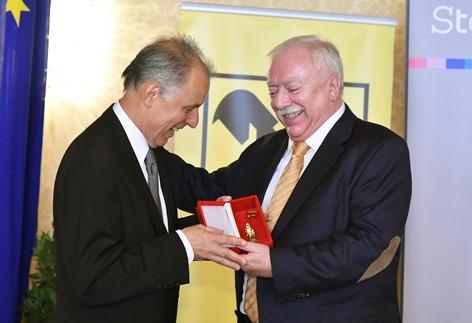 Karl Hanzl, Wiener Bürgermeister Michael Häupl