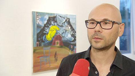 Kerstinger Klaus OHO izložba