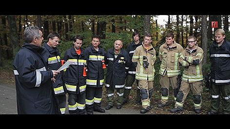 Ausbildungsvideo für Feuerwehren