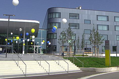 Neues Klinikum Baden