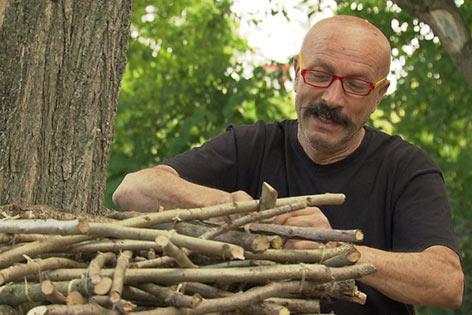SSC Kunst im Wald Pino D'Agostino