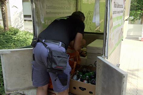 Fair Teiler Kühlschränke