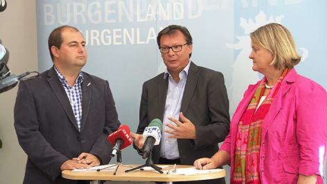Michael Pieber, Norbert Darabos Helene Sengstbratl
