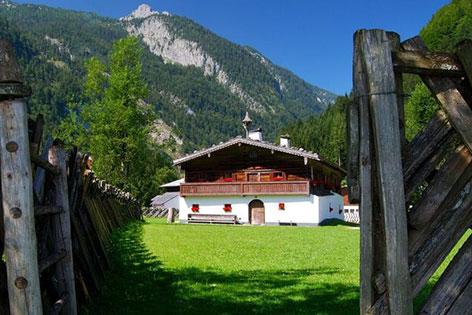 Der Arlerhof, Heimatmuseum von Abtenau