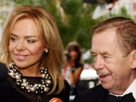 Dagmar Veškrnová-Havlová, Václav Havel