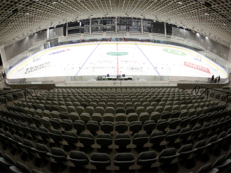 Eishalle Liebenau