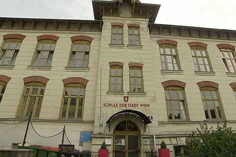 Volksschule im 19. Bezirk