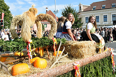 23.09.16 Wiesenmarkt St Veit 2016 Eröffnung