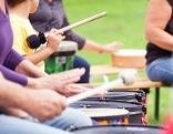 Meet4Music, Percussion
