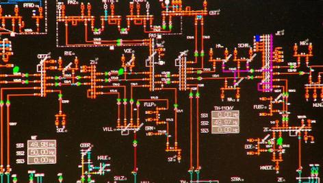 Stromschaltzentrale