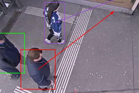 """""""Optische Detektion"""": Stadt testet Kamerasystem für Fußgänger"""