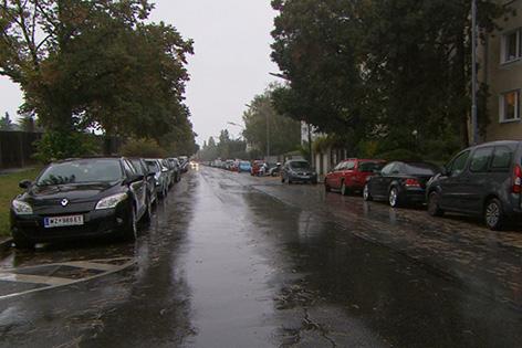Parkpickerl Jordan Straße