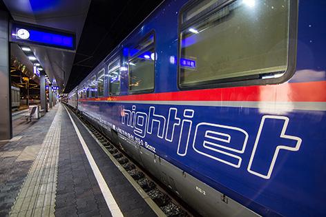 ÖBB-Nachtzug