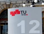 Logo der TU Graz