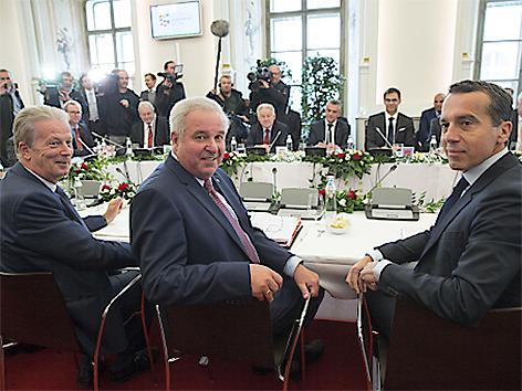LH-Konferenz in Graz