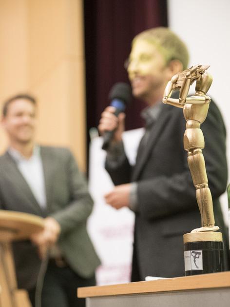 Verleihung Goldenes Brett