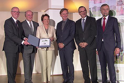 Kooperationsvertrag Moorheilbad Harbach und Donau Universität Krems