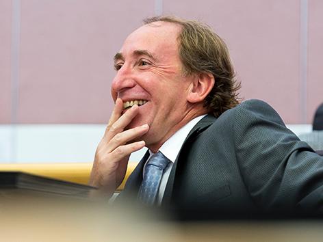 Landtag 2016, Johannes Rauch, Grüne, Landesrat