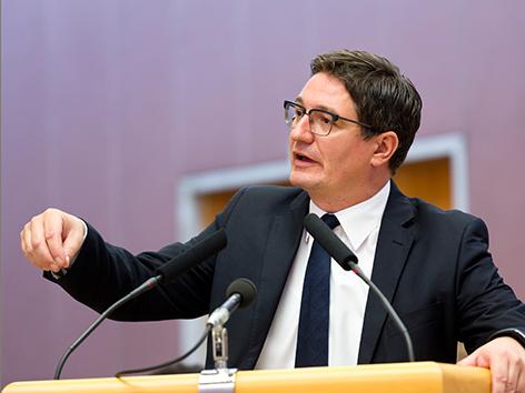 Landtag 2016, Reinhold Einwallner, SPÖ, Landesgeschäftsführer