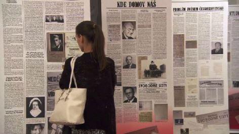 výstava na českém velvyslanectví