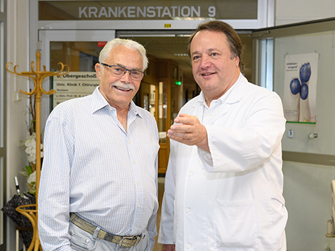 LKH Graz OP Herzklappe