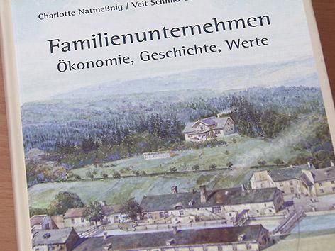 Buch 300 Jahre Industriegeschichte