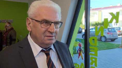 Štefan Mikula otvaranje čuvarnice Novo Selo