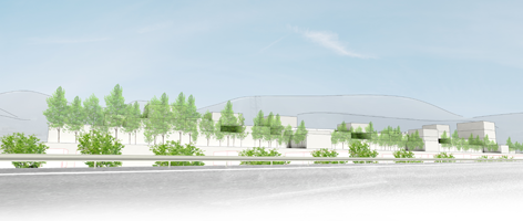 Plan Gewerbepark