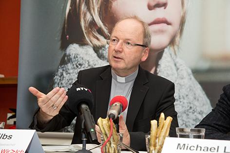 Benno Elbs Bischof Caritas