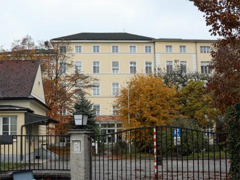 Frauenklinik Wels Asylwerber Asylquartier
