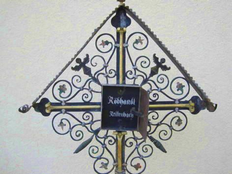 Grabkreuz in Windischgarsten
