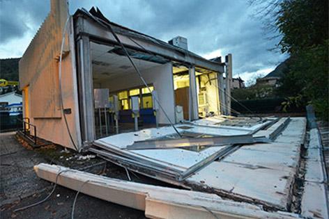 Erdbebebn Italien in Kärnten spürbar