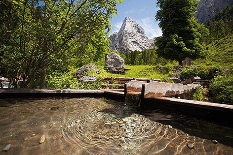 Das Kaisertal in Tirol