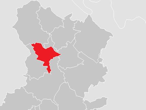 Peuerbach Landkarte