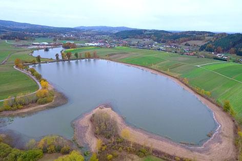 Altweitraer Teich