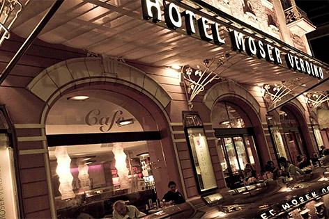 Moser Verdino Hotel Ende Klagenfurt Generali