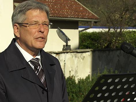 ZKP partizani grobišče Šentrupert Velikvoec spominska svečanost Kaiser Sima Wutte