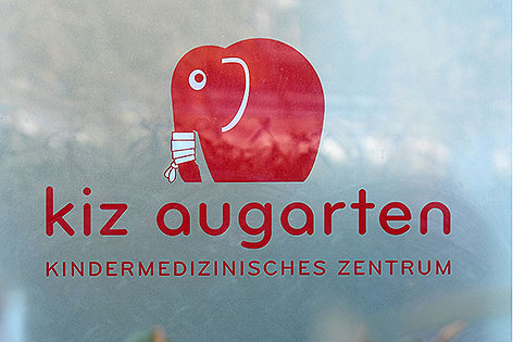 Logo des Kindermedizinischen Zentrums Augarten
