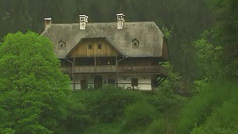 Forsthaus im Bodinggraben