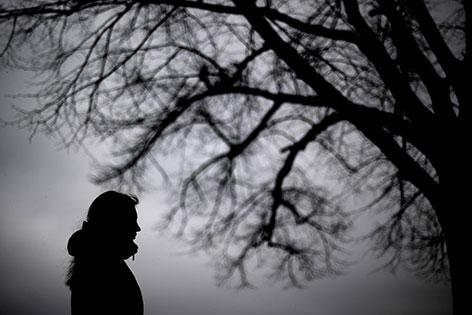 Winterdepression Depression Sujet Krankheit Psyche Psychisch