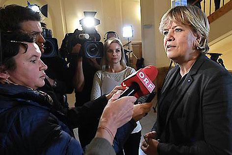 Die niederösterreichische Soziallandesrätin Barbara Schwarz