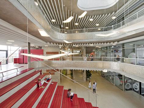 Schul- und Kulturzentrum Feldkirchen an der Donau, Bauherrenpreis 2016