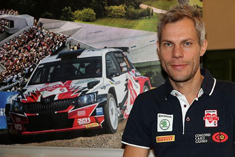 Christian Schuberth-Mrlik, Sieger Rallye Waldviertel 2014