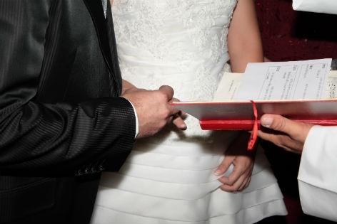 Die eigenen Hochzeit ist kein Entlassungsgrund