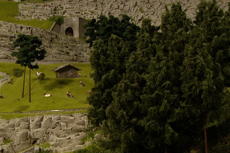 Miniatur Tirolerland